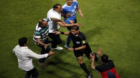 حظر مشاركة الفيصلي الأردني في البطولة العربية 5 سنوات