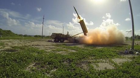 منظومة THAAD الأمريكية المضادة للصواريخ