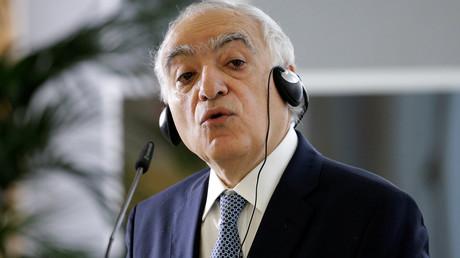 المبعوث الأممي إلى لبيبا، غسان سلامة