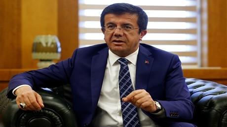 وزير الاقتصاد التركي، نهاد زيبكجي