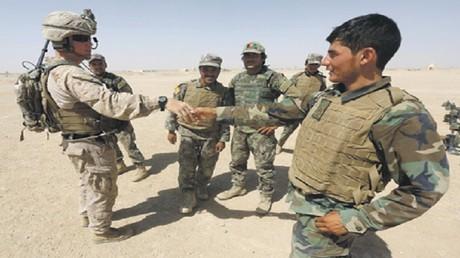 واشنطن تنوي ارسال مرتزقة إلى أفغانستان