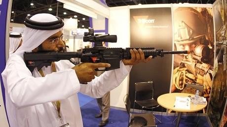 قطر ثالث أكبر مستورد للأسلحة في العالم!