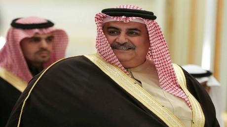 وزير خارجية مملكة البحرين الشيخ خالد بن أحمد بن محمد آل خليفة