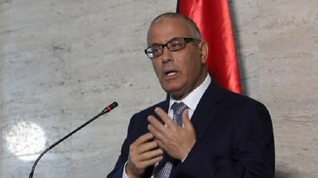 رئيس الوزراء الليبي الأسبق علي زيدان