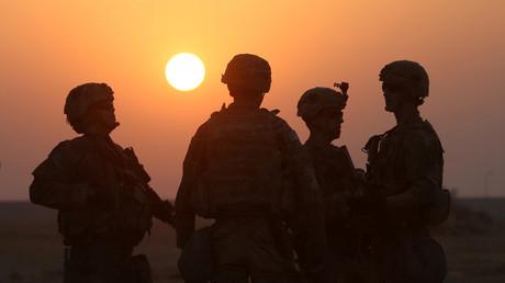 عناصر للجيش الأمريكي في العراق