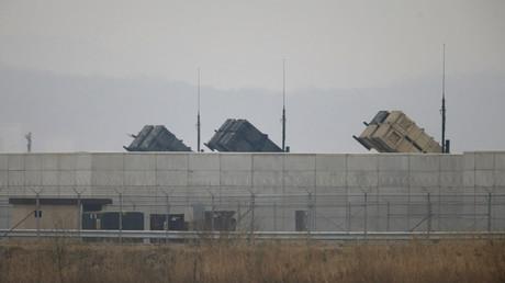 صواريخ باتريوت الأمريكية في كوريا الجنوبية - أرشيف