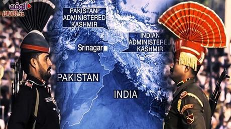 النزاع بين الهند وباكستان مستمر على كشمير