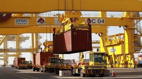 ميناء الدوحة