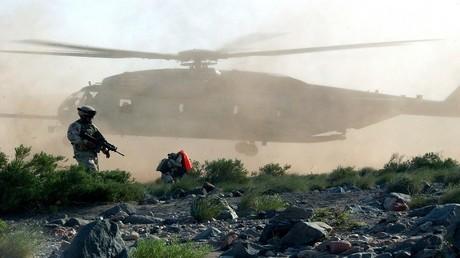 """مقتل 7 من """"الشباب"""" في الصومال بقصف أمريكي"""