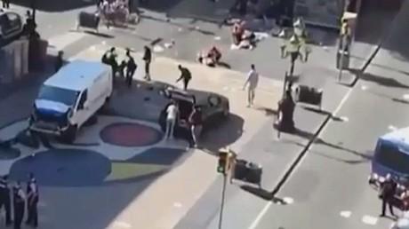 13 قتيلا وعشرات الجرحى بهجوم برشلونة
