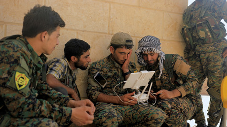 """قوات """"سوريا الديمقراطية"""" تتوقع بقاء الأمريكان لعقود في سوريا"""