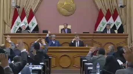 جدل سياسي في كردستان بشأن الاستفتاء