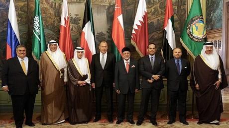 الاجتماع الرابع لوزراء خارجية روسيا ودول مجلس التعاون الخليجي في موسكو، 26/05/2016