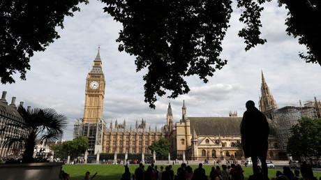 مبنى البرلمان في لندن