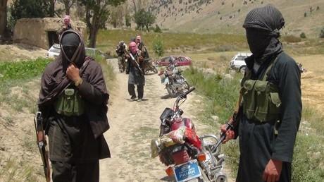 عناصر من طالبان أفغانستان (صورة أرشيفية)