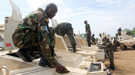 قوات حفظ السلام الأممية في جنوب السودان
