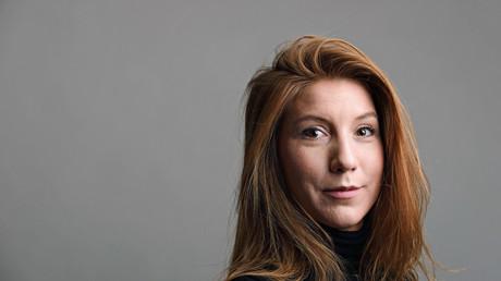 الصحفية السويدية المفقودة كيم وول