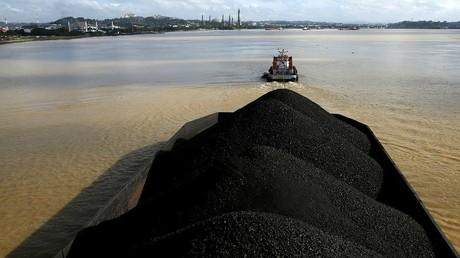 أوكرانيا تفضل الفحم الأمريكي على فحمها