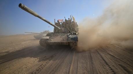جنود عراقيين (صورة أرشيفية)