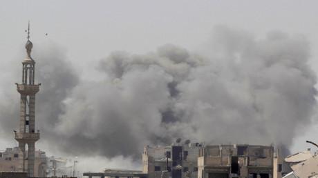 مدينة الرقة السورية