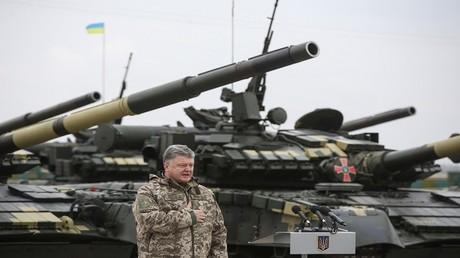 أرشيف - الرئيس الأوكراني بيترو بوروشينكو