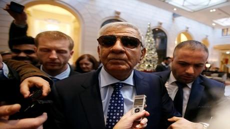 وزير النفط العراقي جبار علي اللعيبي
