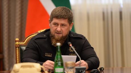 رئيس جمهورية الشيشان، رمضان قادروف.