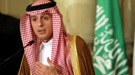 وزير الخارجية السعودي، عادل الجبير.