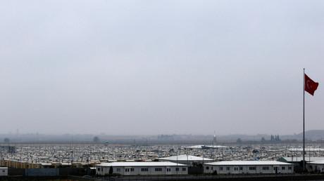 مركز للاجئين السوريين في تركيا
