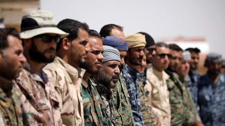 عناصر مجلس دير الزور العسكري