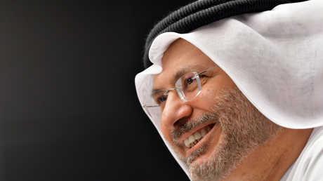 وزير الدولة الإماراتي للشؤون الخارجية، أنور قرقاش.