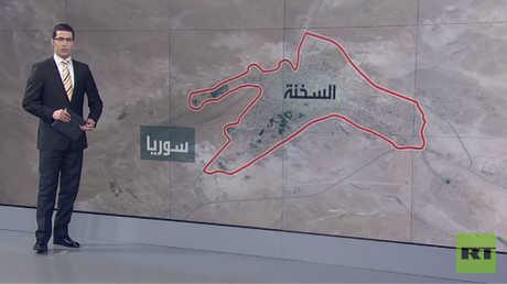 الجيش السوري يتقدم لفك حصار دير الزور
