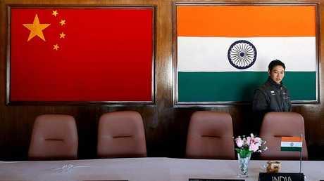 الهند والصين تتفقان على الابتعاد عن الحرب