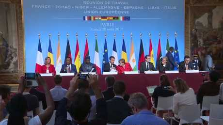 قمة أوروبية إفريقية في باريس حول الهجرة