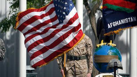 البنتاغون يعلن عن عدد قواته في أفغانستان