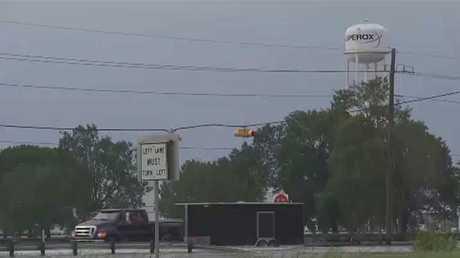 انفجاران في مصنع كيماويات بتكساس