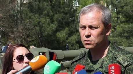 إدوارد باسورين، نائب قائد قوات جمهورية دونيتسك الشعبية