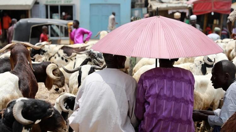 الفيضانات تشرد أكثر من 100 ألف شخص في نيجيريا