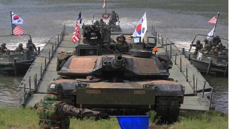 سيئول وواشنطن تشكلان فريقا للقضاء على كيم جونغ أون