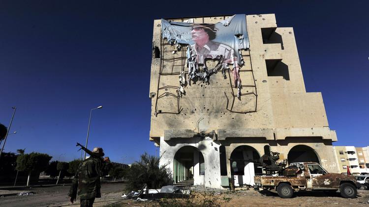 مدن ليبية تحلم بالقذافي!