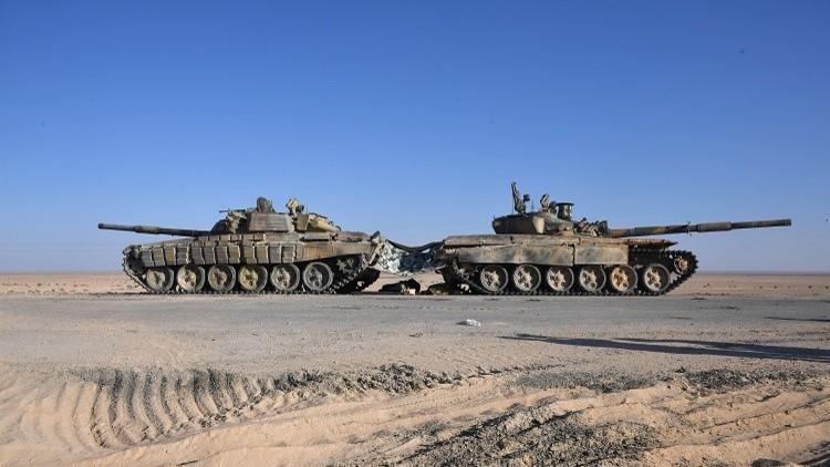 العسكريون الأمريكيون يشيدون بمهارة زملائهم الروس في سوريا