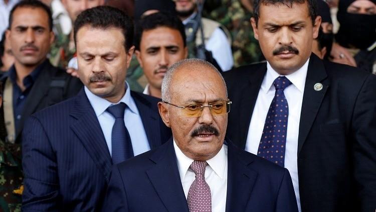 صالح يوافق على دعوة حلفائه الحوثيين إلى المصالحة
