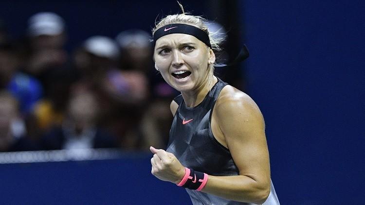 أمريكا المفتوحة.. فيسنينا إلى الدور الثالث وكوزنيتسوفا تودع البطولة