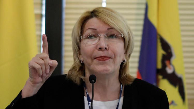 النائبة العامة الفنزويلية المنشقة تصل إلى المكسيك