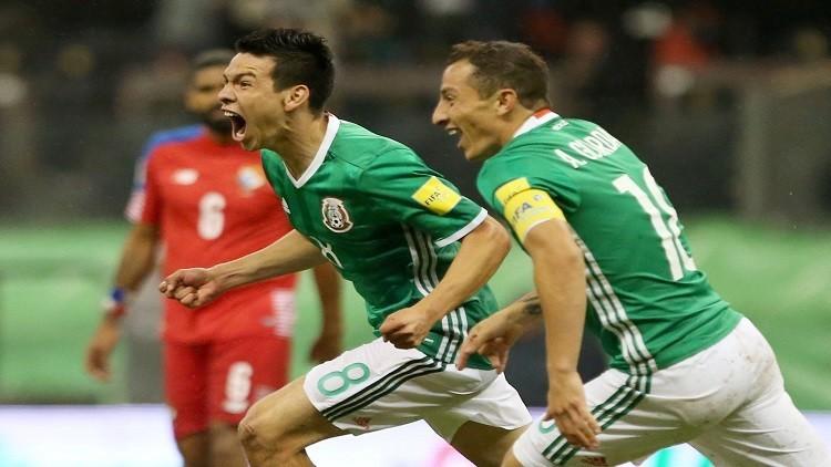 تصفيات مونديال روسيا.. المكسيك خامس المتأهلين بعد فوزها على بنما
