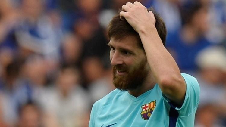 برشلونة يؤكد تجديد عقد ميسي قريبا
