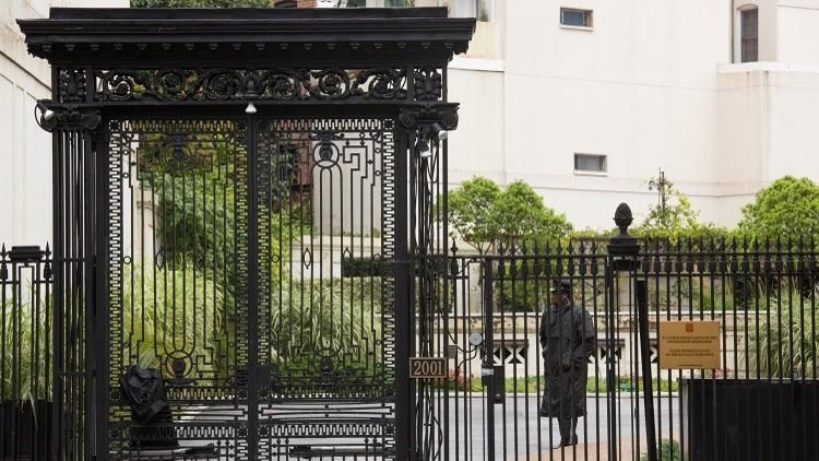 موسكو تدعو واشنطن لإعادة المباني الدبلوماسية