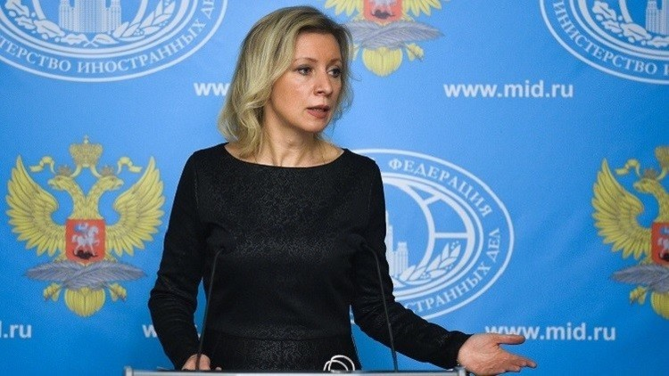 زاخاروفا: واشنطن تنتظر منا أن نبيعها المقار الدبلوماسية الروسية
