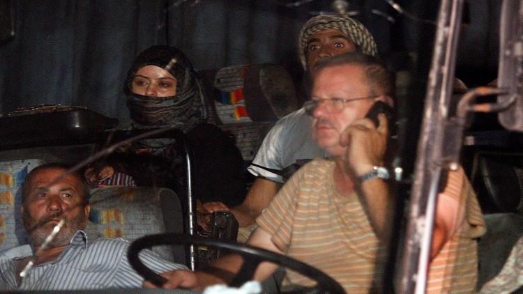 قافلة داعش المتجهة إلى شرق سوريا تائهة في الصحراء