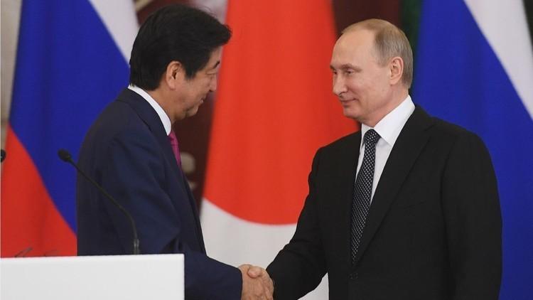 بوتين يبحث هاتفيا مع رئيس الوزراء الياباني تجربة كوريا الشمالية النووية الأخيرة
